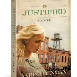 Author Interview: Varina Denman (plus a Giveaway of Justified!) **CLOSED**