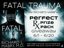 Thrilling New Read from Richard Mabry | 'Fatal Trauma' and the Perfect Prescription Giveaway