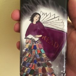 Giveaway: Book Angel iPhone 6 case **CLOSED**
