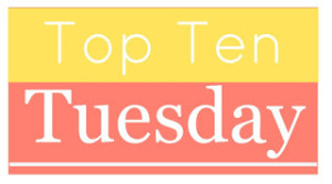 Top Ten Tuesday (Plus a Giveaway!): Guess Who's Coming to Thanksgiving Dinner