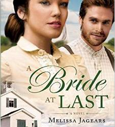Giveaway: Melissa Jagears' 'A Bride at Last' and a $100 Memory-Making Giveaway