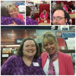 The Day I Met Laura Frantz (or… The Adventures of Pocket Pepper)