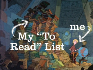 my to read list