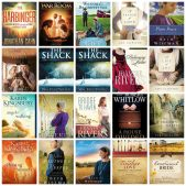 Bestsellers in Christian Fiction as of September 10th 2015