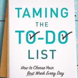 Review: Taming the To-Do List by Glynnis Whitwer