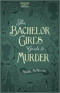 bachelor girl's guide to murder