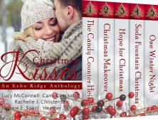Book Blitz: Christmas Kisses (plus a Giveaway!)