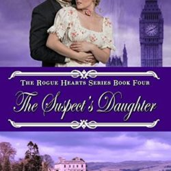 Review: The Suspect's Daughter by Donna Hatch