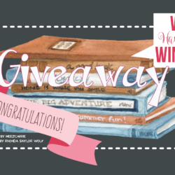 Giveaway Winner: A Twist of Faith by Pepper Basham