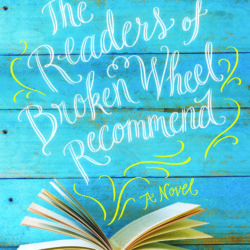 Review (and a Giveaway!): The Readers of Broken Wheel Recommend by Katarina Bivald