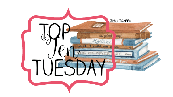 Top Ten Tuesday Favorite
