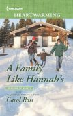 Review (and a Giveaway!): A Family Like Hannah's by Carol Ross