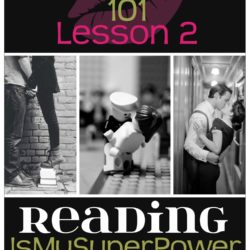 Top Ten Tuesday: KissingBooks 101 Lesson Two (plus a HUGE Giveaway!)