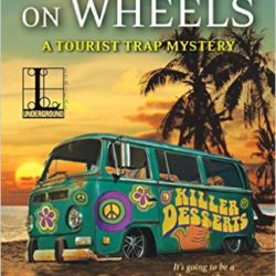 Review (and a Giveaway!): Murder on Wheels by Lynn Cahoon