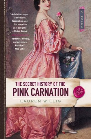 secret history of pink carnation