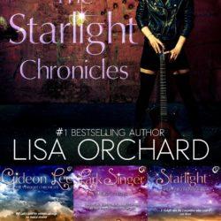 Review (and a Giveaway!): The Starlight Chronicles by Lisa Orchard