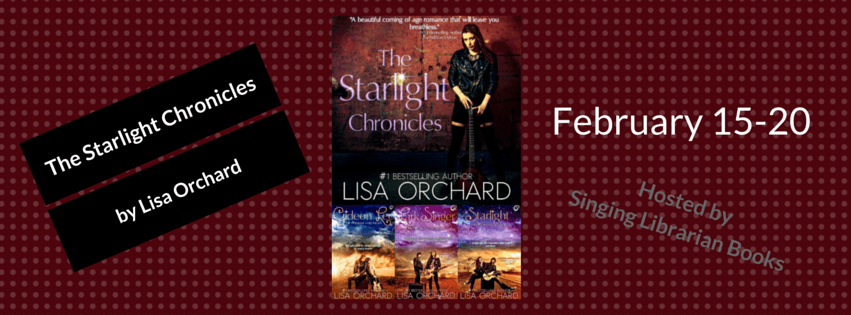 The Starlight Chronicles Tour Banner