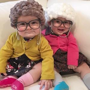 baby old ladies