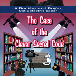 Book Spotlight (and a Giveaway!): The Case of the Clever Secret Code