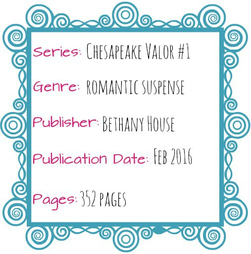 chesapeake valor romantic suspense bethany house feb 2016
