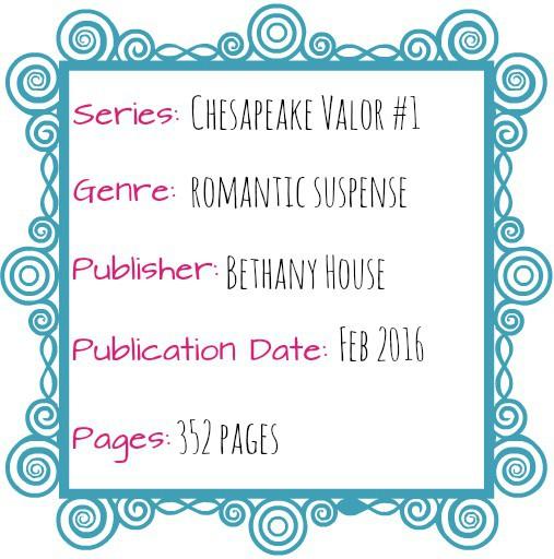 chesapeake valor romantic suspense bethany house feb 2016