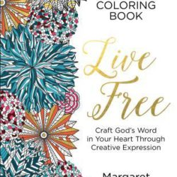 Review: Live Free (An Adult Coloring Book) by Margaret Feinberg