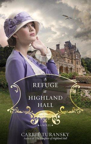 refuge at highland hall
