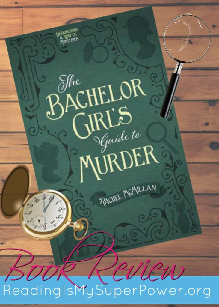 Bachelor Girl's Guide to Murder book review