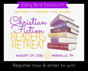 CFRR logo early bird discount