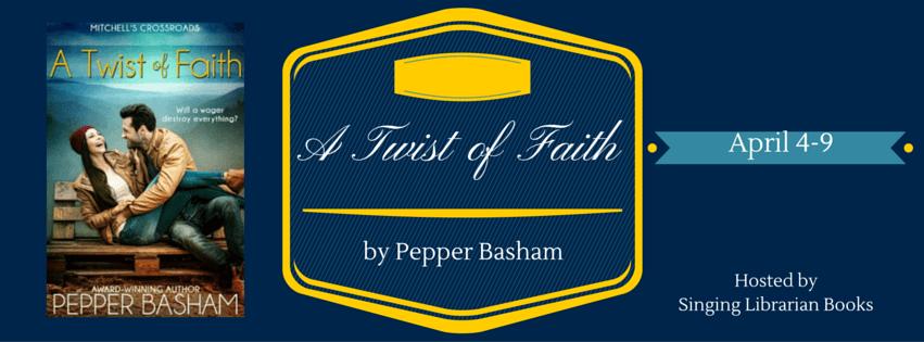 a twist of faith tour banner