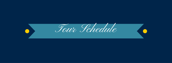 a twist of faith tour schedule