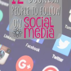 Top Ten Tuesday: Follow That Bookish Person!