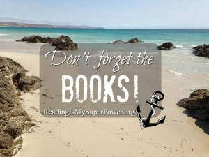 dont forget the books
