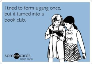 gang into book club