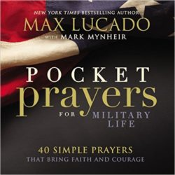Pocket Prayers for Military Life & A Special Guest Post