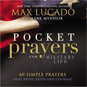 pocket prayers for military