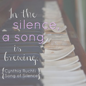 song of silence quote