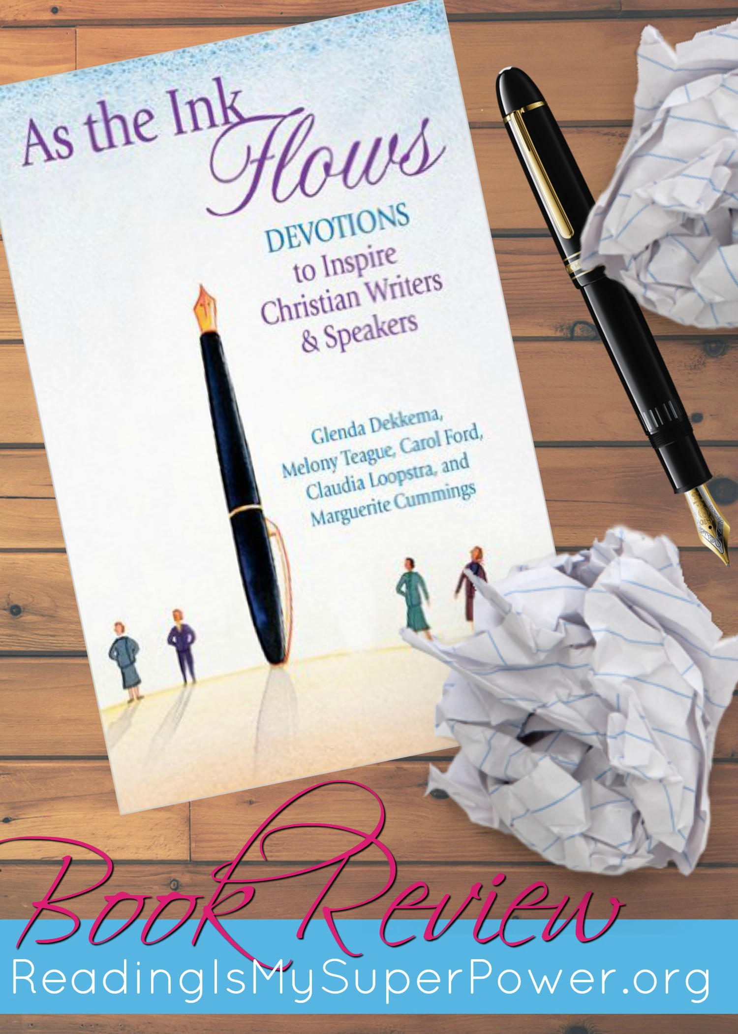 As The Ink Flows review