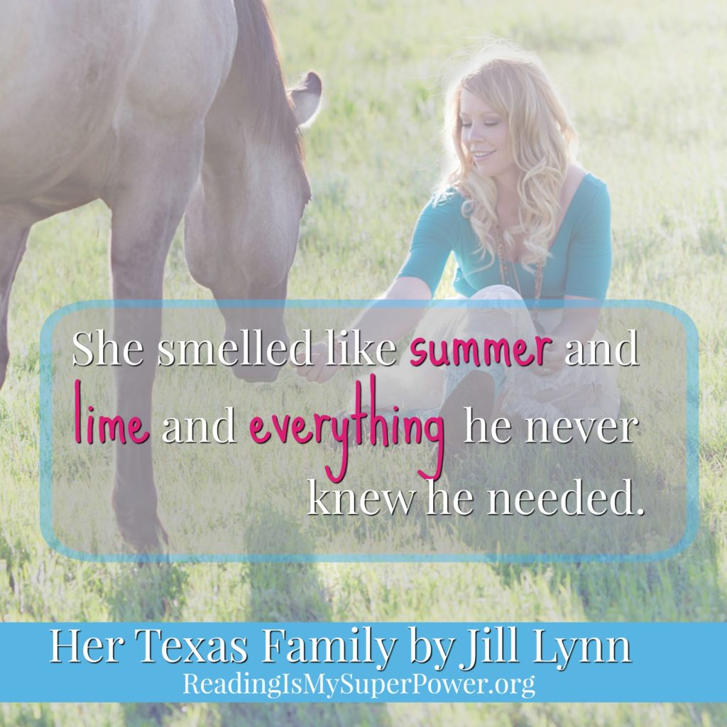 Her Texas Family quote