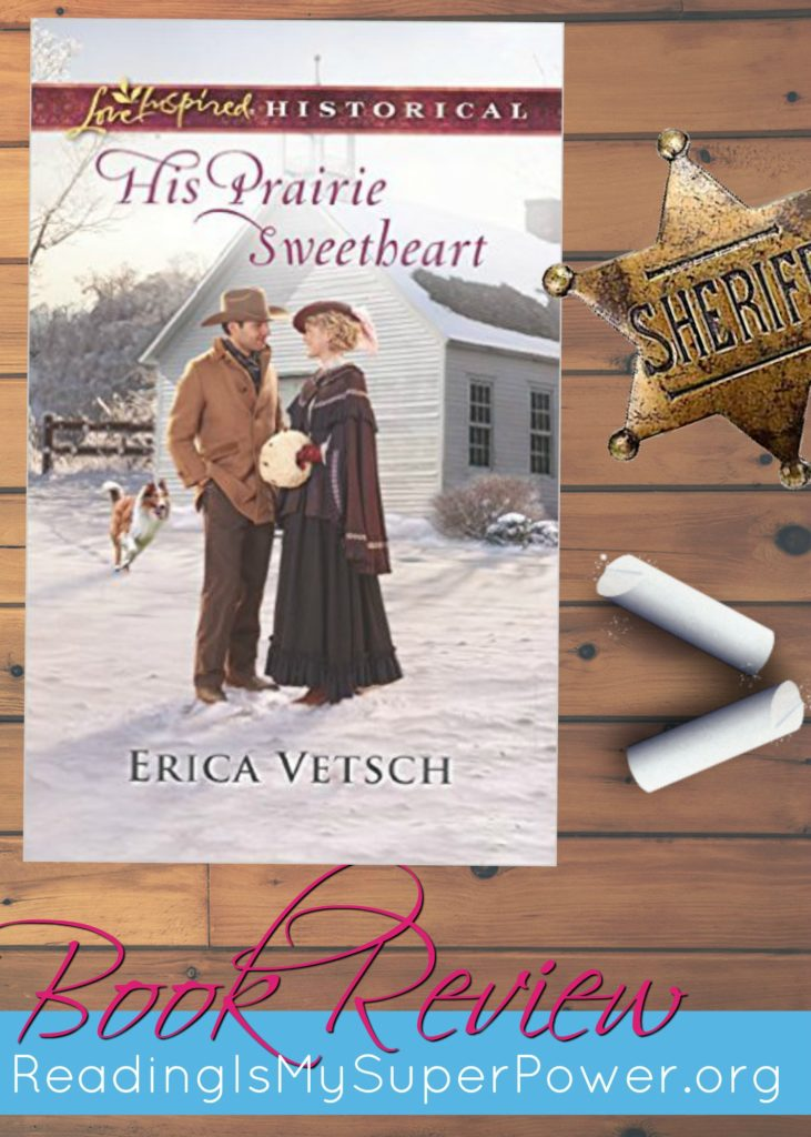 His Prairie Sweetheart book review