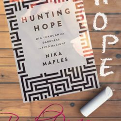 Book Review (and a Giveaway!): Hunting Hope by Nika Maples