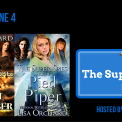 Book Spotlight (and a Giveaway!): The Super Spies Series by Lisa Orchard
