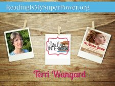 Author Interview (and a Giveaway!): Terri Wangard