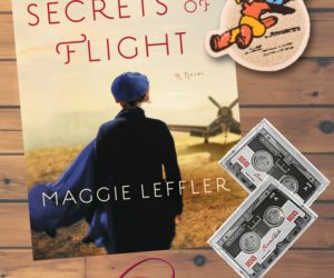 Book Review: The Secrets of Flight by Maggie Leffler