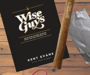 Book Review (and a Giveaway!): Wise Guys by Kent Evans