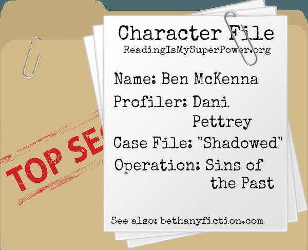 character profile Ben McKenna Dani Pettrey