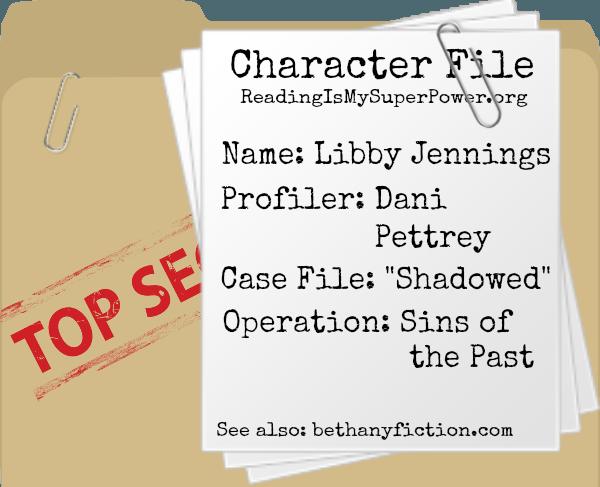 character profile Libby Jennings Dani Pettrey