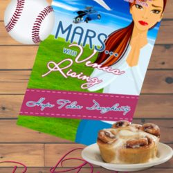 Review (and a Giveaway!): Mars….With Venus Rising by Hope Toler Dougherty