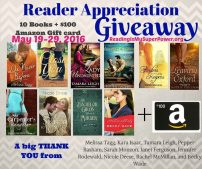 Reader Appreciation Giveaway!!