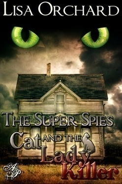 super spies book 1